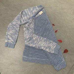 Champion Blue Long-Sleeve Shirt